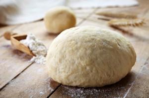 Pasta base per la pizza