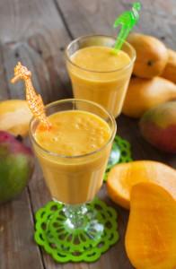 Frappé Al Mango