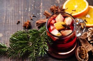 Vino Caldo Alla Frutta