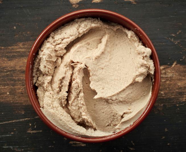 Paté Di Robiola E Olive Nere