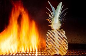 Ananas Alla Fiamma