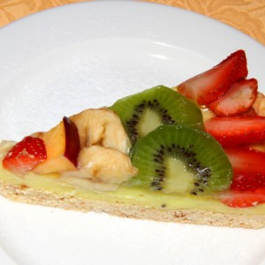 Crostata Di Fragole E Kiwi