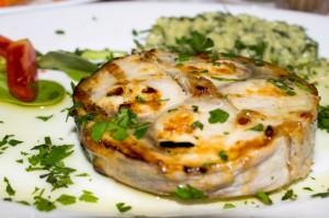 Pesce Spada Al Forno