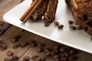 Torta di caffé