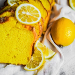 Torta rustica al limone