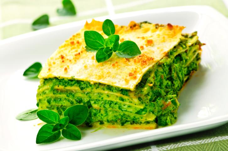 lasagne verdi salutiste
