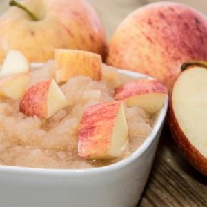 mela grattuggiata con il bimby
