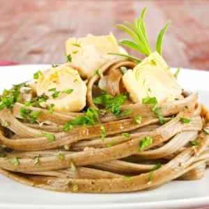Pasta Con I Carciofi