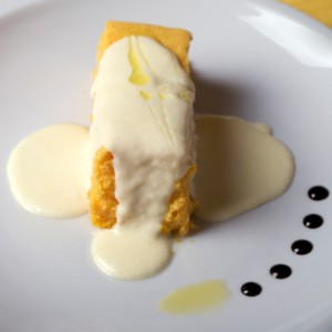 polenta formaggio