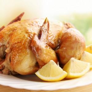 pollastrino al forno