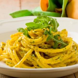 spaghetti gialli